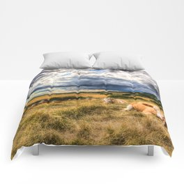 The Resting Cows Comforters