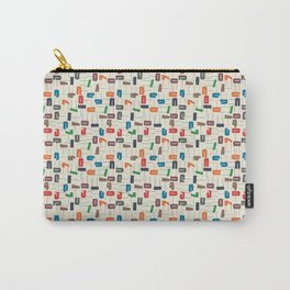 Random numbers pattern Carry-All Pouch