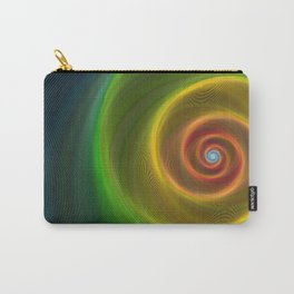 Space dream spiral Carry-All Pouch