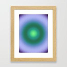 Ripple IV Framed Art Print