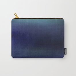 Blue morning, Blue days Carry-All Pouch