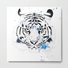 Tiger II Metal Print