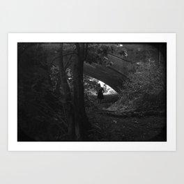 meander Art Print