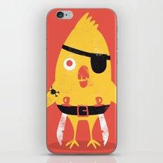 Pirate Chick iPhone & iPod Skin