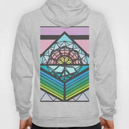 The Square of a Sunset Hoody