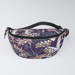 Night in the jungle Fanny Pack