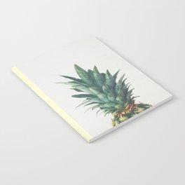 Pineapple Top Notebook