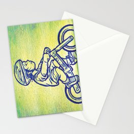 Bicycle 1 Stationery Cards