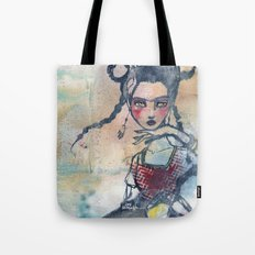 Frida is an Emotion by Jane Davenport Tote Bag