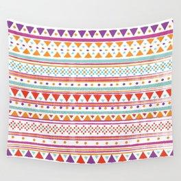 NATIVE BANDANA Wall Tapestry
