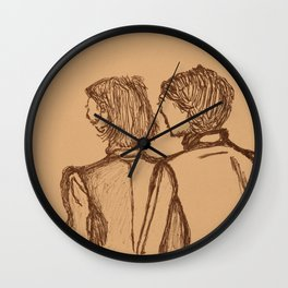 Something to see Wall Clock