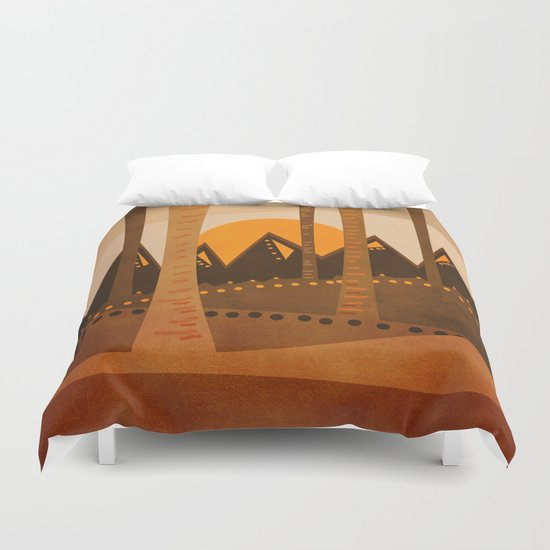 Textures/Abstract 119 Duvet Cover