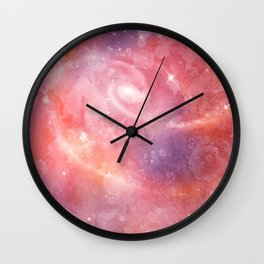Acrylic Candy Universe Wall Clock