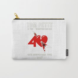 Tom Petty & The Heartbreakers 40TH AnniversaryTour Carry-All Pouch