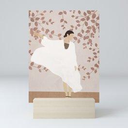 Soft Summer Breeze II Mini Art Print