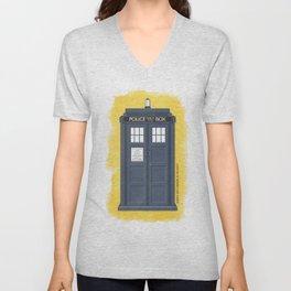 9th Doctor - DOCTOR WHO Unisex V-Neck
