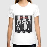blondie T-shirts featuring Blondie Stencil by FutureAstro
