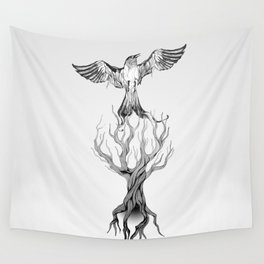 Fly Wall Tapestry
