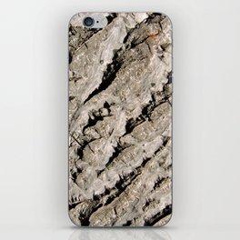 TEXTURES: Walnut Bark iPhone Skin