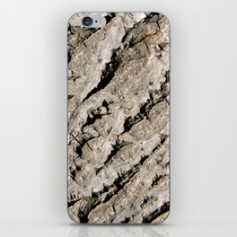 TEXTURES: Walnut Bark iPhone Skin