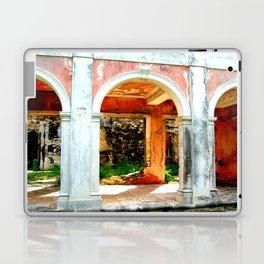 Haunted Harbour Island House Laptop & iPad Skin