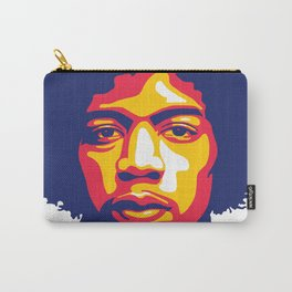 Jimi Hendrix Carry-All Pouch
