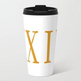 24k Magic Bruno Travel Mug