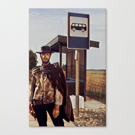 eastwest Canvas Print