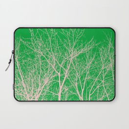 Bare Green Laptop Sleeve