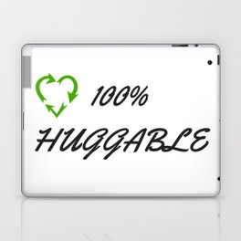 100% Huggable Laptop & iPad Skin