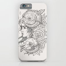 Tauntaun Girl iPhone 6 Slim Case
