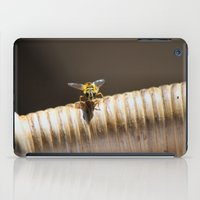 bee iPad Cases featuring BEE by Avigur