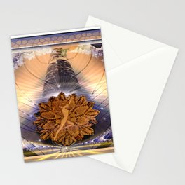 IN MEMORY OF NORMA JEAN...A GEMINI Stationery Cards