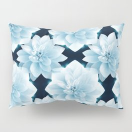 Lotus Flowers Pillow Sham