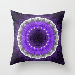 Beauty In The Breakdown Throw Pillow