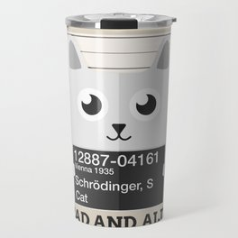 Schrödingers Cat Travel Mug