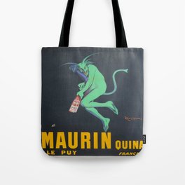 Vintage poster - Maurin Quina Tote Bag