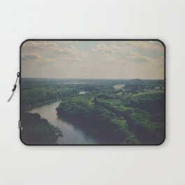 Flying Above St. Paul Laptop Sleeve