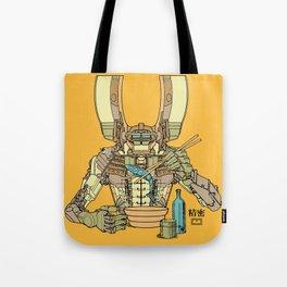 Sushi Droid Ver. 2 Tote Bag