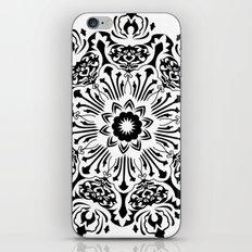 Ornament 01 iPhone & iPod Skin