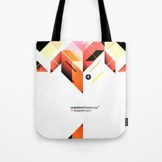 Abstrakt. Tote Bag