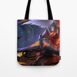 PROJECT Yasuo League Of Legends Tote Bag