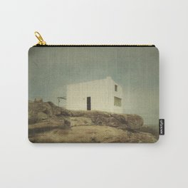 Once Upon a Time a Lonely House Carry-All Pouch