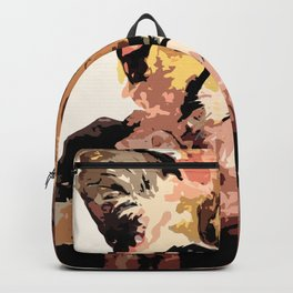 Leo the leopard Backpack
