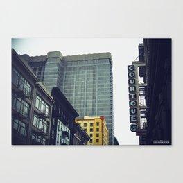 The City, San Francisco Canvas Print