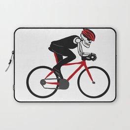 Calavera cycling Laptop Sleeve