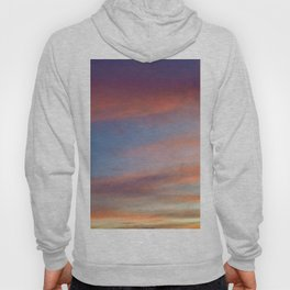 Sunset pattern of the atmospheric sky Hoody