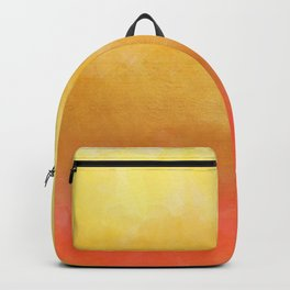 Red Gold Backpack