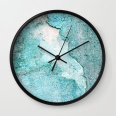 wallpaper series °8 Wall Clock