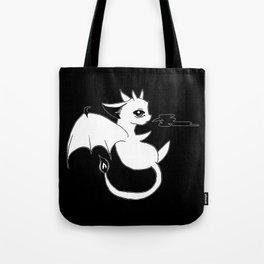 ▴ dragon ▴ Tote Bag